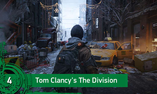 Когда выйдет Tom Clancy - The Division?